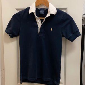 Women Ralph Lauren polo shirt 100% cotton